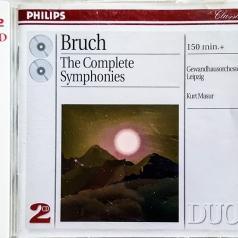 Kurt Masur (Курт Мазур): Bruch: Complete Symphonies