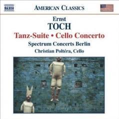 Spectrum Concerts Berlin (Спектрум Концерт Берлин): Tanz-Suite/Cello Concerto