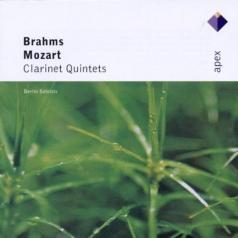 Berliner Solisten (Берлин Солистен): Mozart & Brahms : Clarinet Quintets