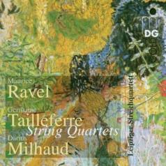 Leipziger Streichquartett: String Quartets