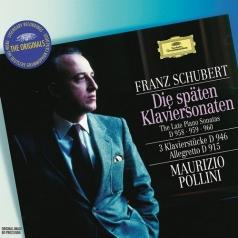 Maurizio Pollini (Маурицио Поллини): Schubert: The Late Piano Sonatas