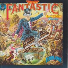 Elton John (Элтон Джон): Captain Fantastic And The Brown Dirt