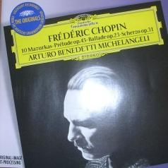 Arturo Benedetti Michelangeli (Артуро Бенедетти Микеланджели): Chopin: Recital