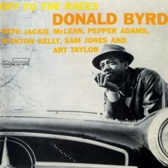 Donald Byrd (Дональд Бёрд): Off To The Races