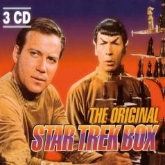 "Soundtrack ""Startrek"": The Original Star Trek Box"