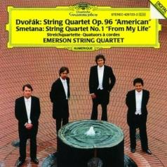 Emerson String Quartet (Эмирсон Стринг Квартет): Dvorak: String Quartet No.12/ Smetana: String Quartet No.1