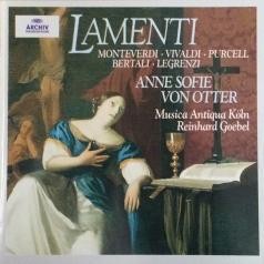 Anne Sofie Von Otter (Анне Софи фон Оттер): Lamenti