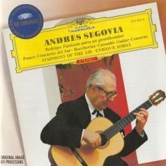 Andres Segovia (Андрес Сеговия): Rodrigo/ Ponce/ Boccherini
