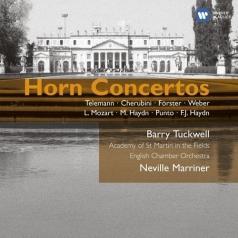 Barry Tuckwell (Барри Такуэлл): Horn Concertos