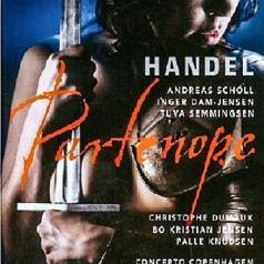 Andreas Scholl (Андреас Шолль): Handel: Partenope