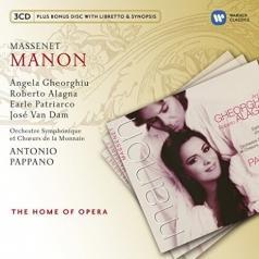 Antonio Pappano (Антонио Паппано): Manon
