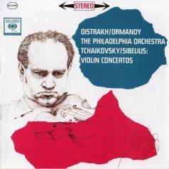 Eugene Ormandy (Юджин Орманди): Tchaikovsky: Violin Concerto; Sibelius: Violin Concerto