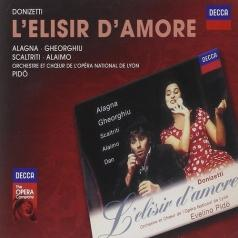 Roberto Alagna (Роберто Аланья): Donizetti: L'Elisir D'Amore