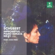 Maria Joao Pires (Мария Жуан Пиреш): Sonatas D.960/Impromptus D.899