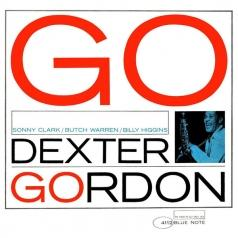 Dexter Gordon (Декстер Гордон): Go!