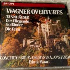 Edo De Waart (Эдо Де Варт): Wagner: Overtures