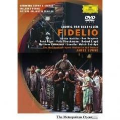 James Levine (Джеймс Ливайн): Beethoven: Fidelio