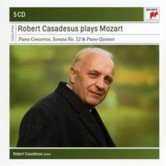 Robert Casadesus: Robert Casadesus plays Mozart