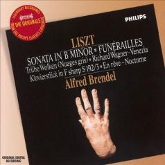 Alfred Brendel (Альфред Брендель): Liszt: Sonata
