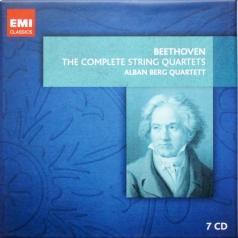 Alban Berg Quartett (Квартет Альбана Берга): Complete String Quartets