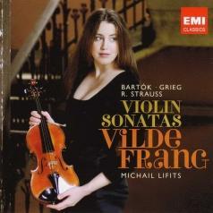 Vilde Frang (Вильде Франг): Violin Sonatas