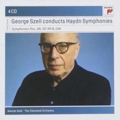 George Szell (Джордж Селл): Szell Conducts Haydn Symphonies