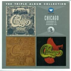 Chicago (Чикаго): The Triple Album Collection