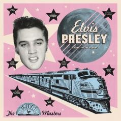 Elvis Presley (Элвис Пресли): The Sun Masters: A Boy From Tupelo