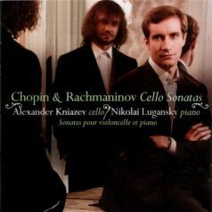 Александр Князев: Cello Sonatas