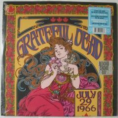 Grateful Dead (Грейтфул Дед): P.N.E. Garden Auditorium, Vancouver, British Columbia, Canada, 7/29/66