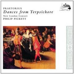 Philip Pickett (Филип Пикетт): Praetorius: Terpsichore Dances