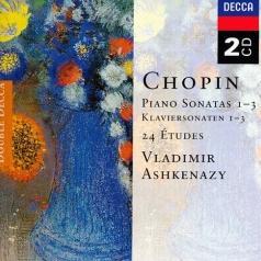Владимир Ашкенази: Chopin: Sonates, Etudes, Fantaisie