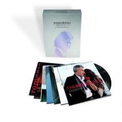 Andrea Bocelli (Андреа Бочелли): The Complete Pop Albums
