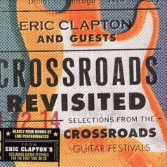 Eric Clapton (Эрик Клэптон): Crossroads Revisited