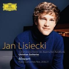Jan Lisiecki (Ян Лисецкий): Mozart: Piano Concertos 20 & 21
