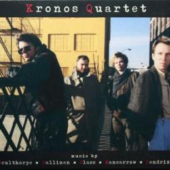 Kronos Quartet (Кро­нос-квар­тет): Music By Sculthorpe, Sallinen, Glass, Nancarrow & Hendrix
