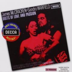 James McCracken (Джеймс МакКрекен): Duets Of Love And Passion