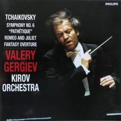 Валерий Гергиев: Tchaikovsky: Symphony No.6; Romeo and Juliet Fanta