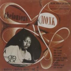 Thelonious Monk (Телониус Монк): Genius Of Modern Music Vol 2