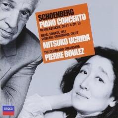 Pierre Boulez (Пьер Булез): Schoenberg: Piano Concerto, Klavierstucke Opp.11 &