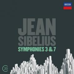 Colin Davis (Колин Дэвис): Sibelius: Symphony 3 & 7