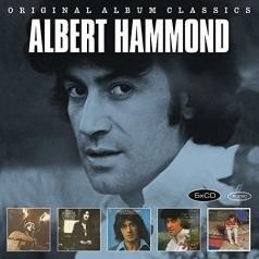 Albert Hammond (Альберт Хаммонд): Original Album Collection