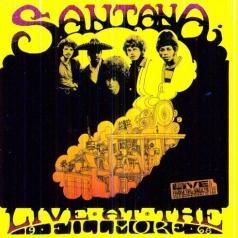 Santana (Карлос Сантана): Live At The Fillmore - 1968