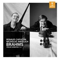 Nicholas Angelich (Николас Ангелич): Violin Sonatas 1-3, Scherzo