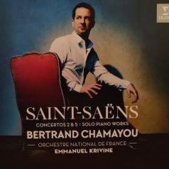Camille Saint-Saens (Камиль Сен-Санс): Saint-Saens: Piano Concertos Nos. 2 & 5, Pieces For Solo Piano