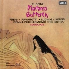 Luciano Pavarotti (Лучано Паваротти): Puccini Madama Butterfly