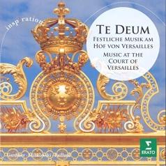 Jean-François Paillard (Жан Франсуа Пайяр ): Te Deum - Music At The Court Of Versailles