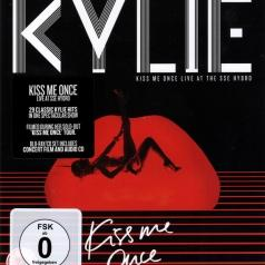 Kylie Minogue (Кайли Миноуг): Kiss Me Once - Live At The SSE Hydro
