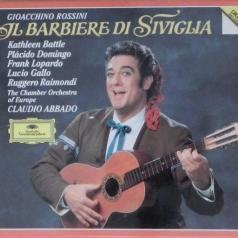 Claudio Abbado (Клаудио Аббадо): Rossini: Il Barbiere Di Siviglia