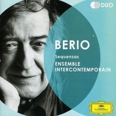Ensemble Intercontemporain (Ансамбль Интерцонтемпораин): Berio: Sequenzas